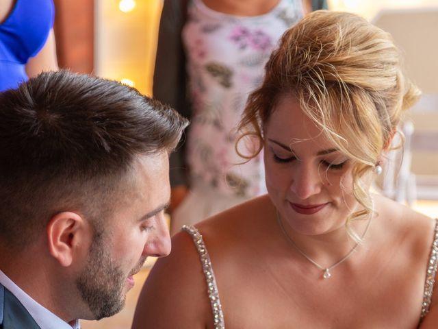 La boda de Marc y Noelia en L' Ametlla De Mar, Tarragona 13