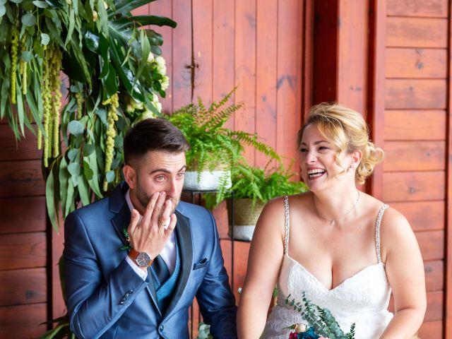La boda de Marc y Noelia en L' Ametlla De Mar, Tarragona 14