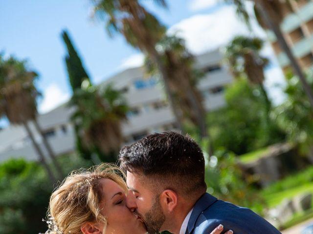 La boda de Marc y Noelia en L' Ametlla De Mar, Tarragona 15