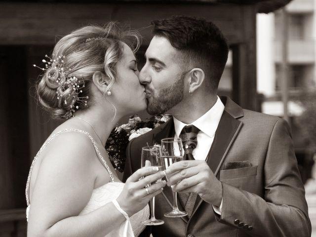 La boda de Marc y Noelia en L' Ametlla De Mar, Tarragona 16