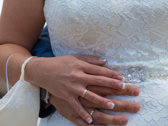 La boda de Marc y Noelia en L' Ametlla De Mar, Tarragona 22