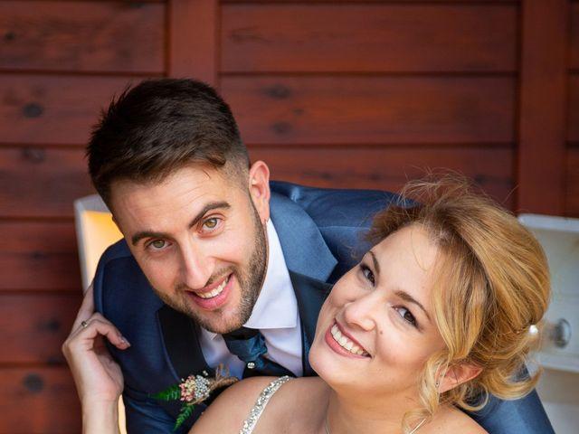 La boda de Marc y Noelia en L' Ametlla De Mar, Tarragona 25
