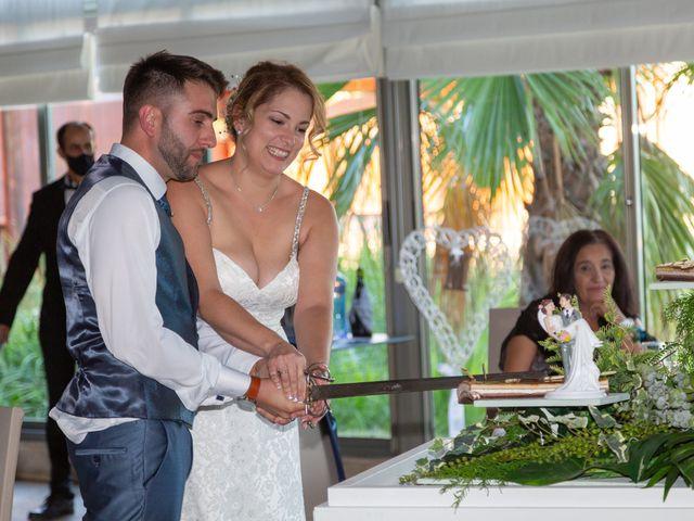 La boda de Marc y Noelia en L' Ametlla De Mar, Tarragona 28