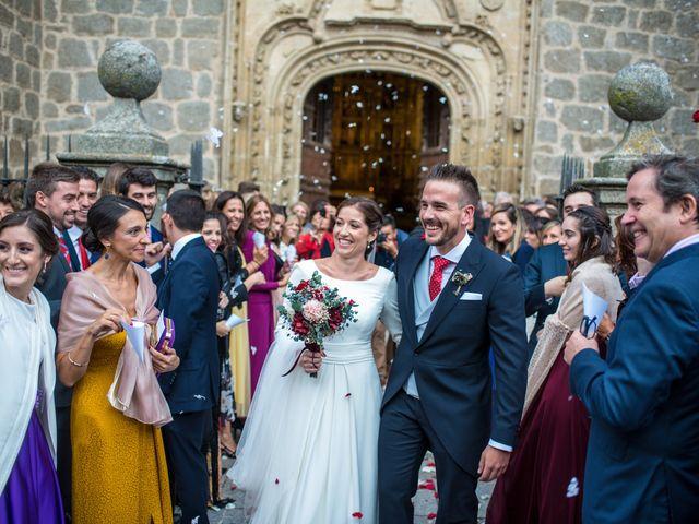 La boda de Jairo y Ana en Miraflores De La Sierra, Madrid 21