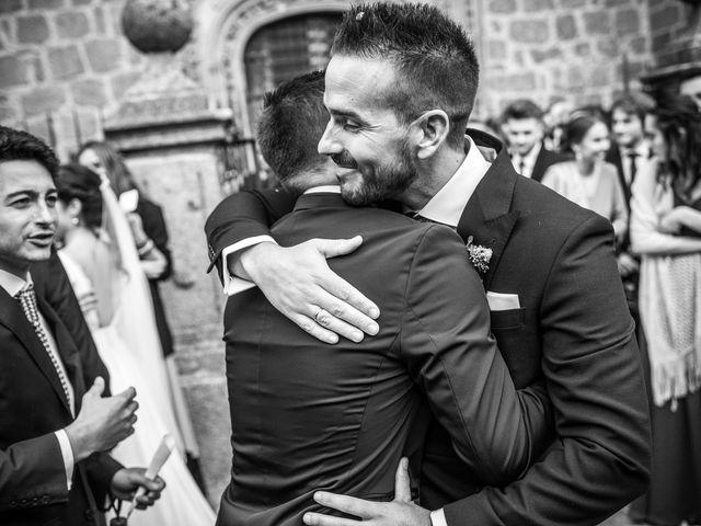 La boda de Jairo y Ana en Miraflores De La Sierra, Madrid 22