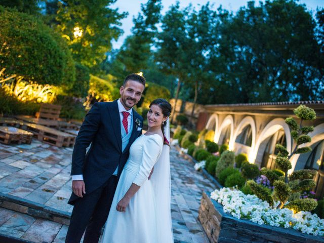 La boda de Jairo y Ana en Miraflores De La Sierra, Madrid 27