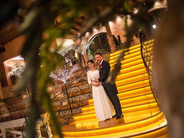 La boda de Jairo y Ana en Miraflores De La Sierra, Madrid 2
