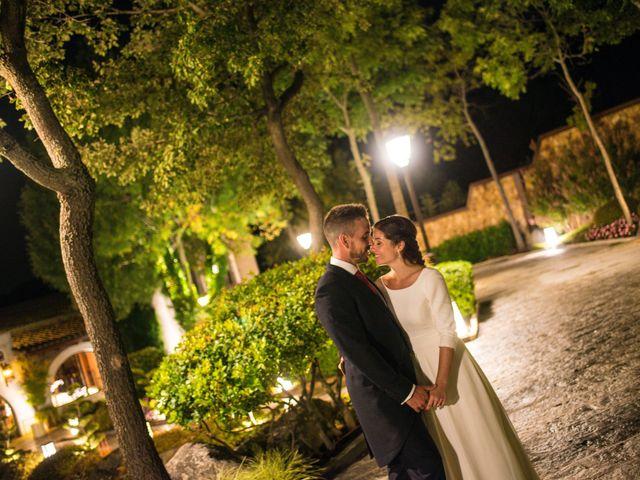 La boda de Jairo y Ana en Miraflores De La Sierra, Madrid 34