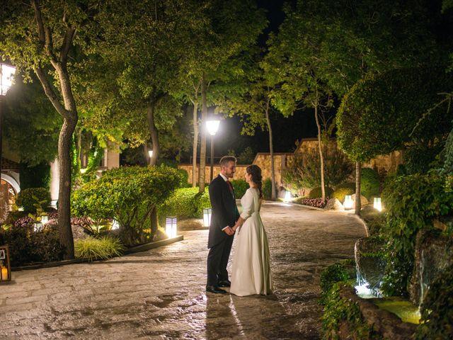 La boda de Jairo y Ana en Miraflores De La Sierra, Madrid 35