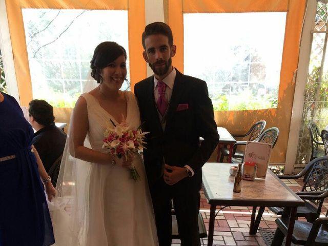 La boda de Daniel y Almudena en Albolote, Granada 4
