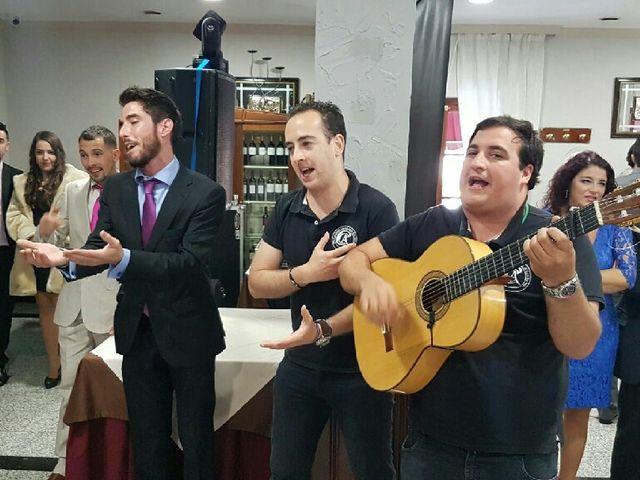 La boda de Daniel y Almudena en Albolote, Granada 1