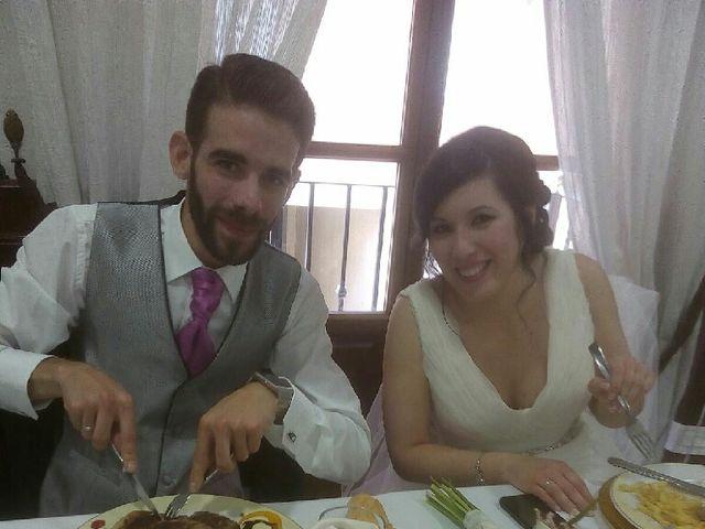 La boda de Daniel y Almudena en Albolote, Granada 6