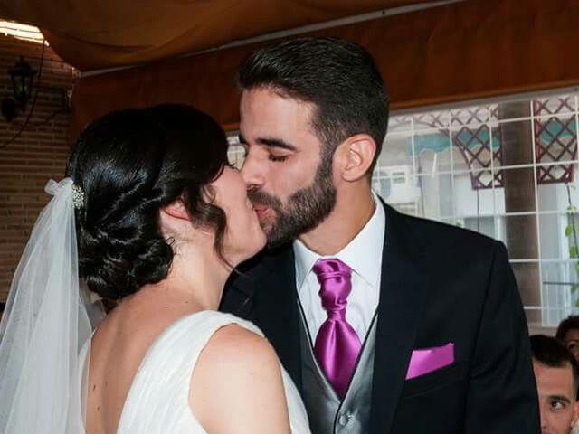 La boda de Daniel y Almudena en Albolote, Granada 2