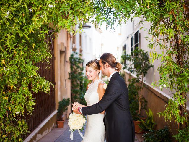 La boda de Elizaveta y David