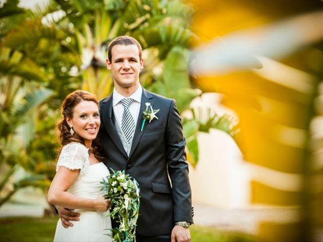 La boda de Alberto y Sandra en El Vendrell, Tarragona 1