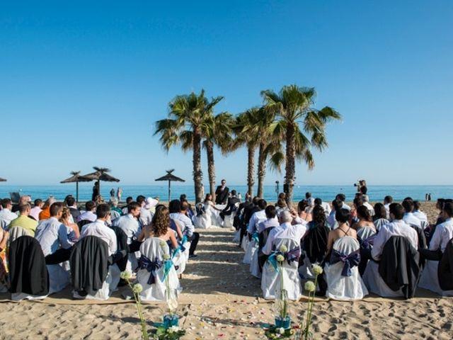 La boda de Alberto y Sandra en El Vendrell, Tarragona 2