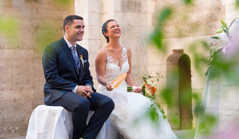 La boda de David y Estefanía en Son Servera, Islas Baleares