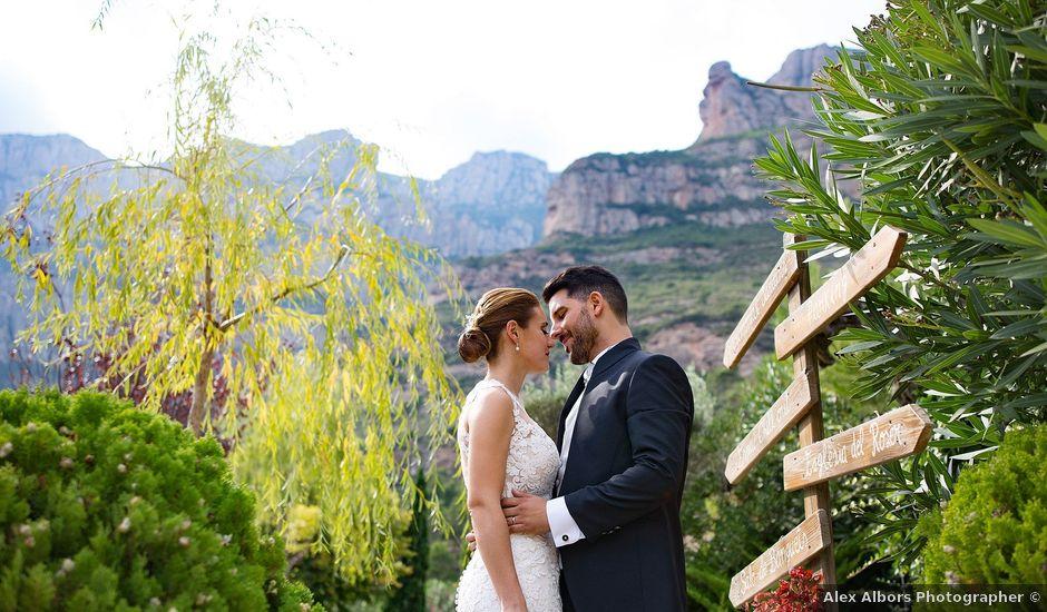 La boda de Ivan y Susana en Monistrol De Montserrat, Barcelona