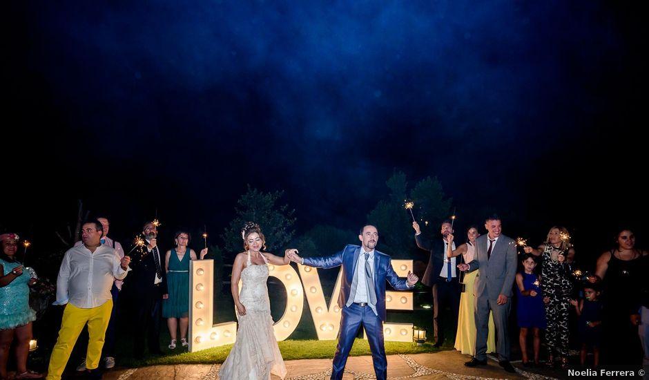 La boda de Oscar y Manuela en Canedo, León