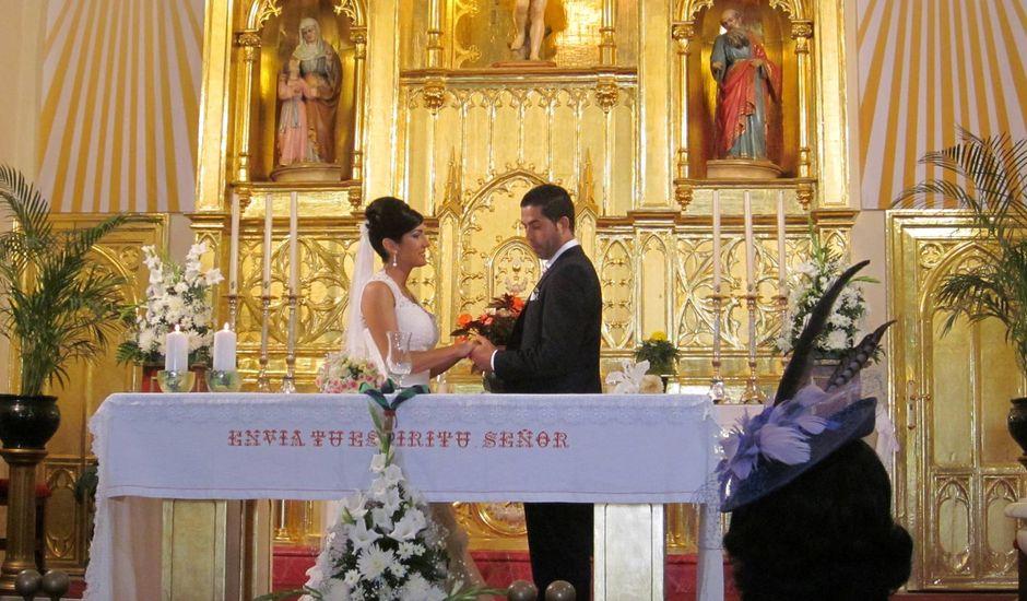 La boda de Rocio y Pepe en Chiclana De La Frontera, Cádiz