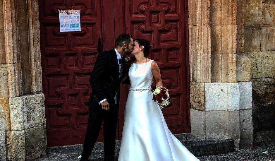 La boda de David y Leire en Salamanca, Salamanca