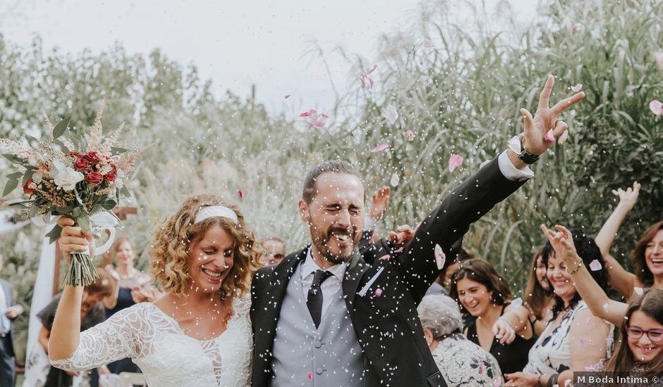La boda de Aitor y Coral en Fares, Girona