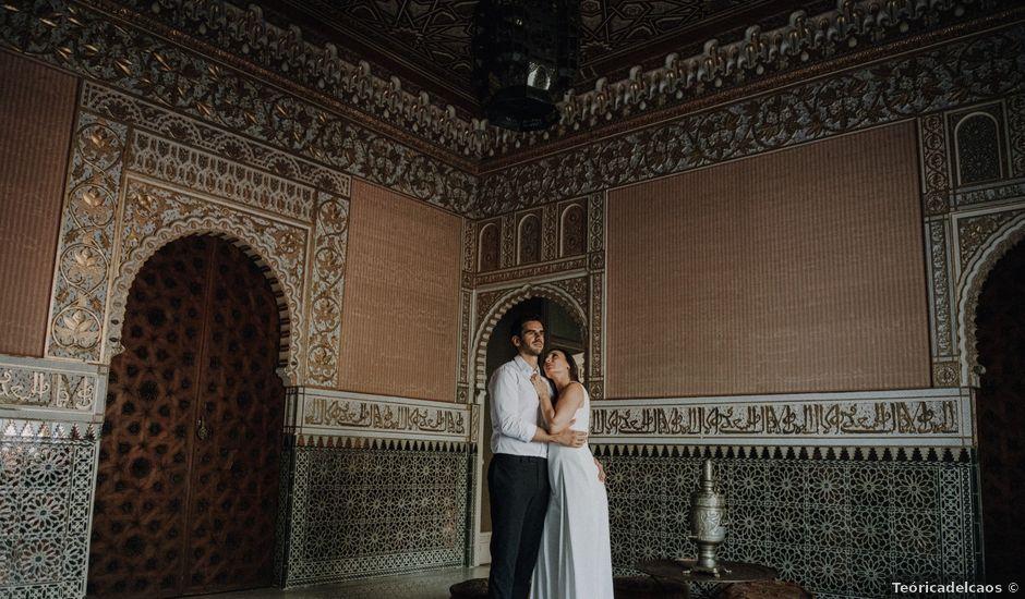 La boda de Eusebio y María en Toledo, Toledo
