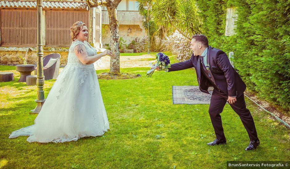 La boda de Toni y Patri en Pontevedra, Pontevedra