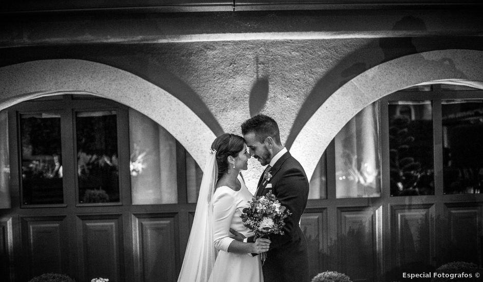La boda de Jairo y Ana en Miraflores De La Sierra, Madrid