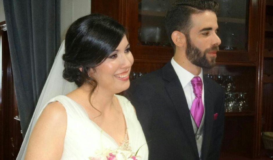 La boda de Daniel y Almudena en Albolote, Granada