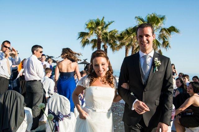 La boda de Alberto y Sandra en El Vendrell, Tarragona