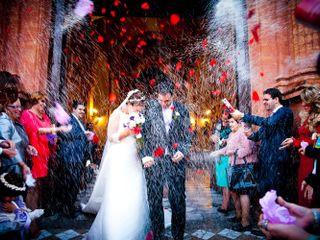 La boda de Raquel y Joaquín