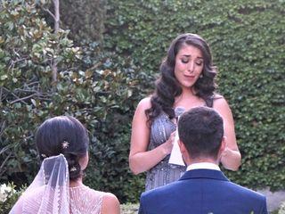La boda de Andrea y Hugo 1