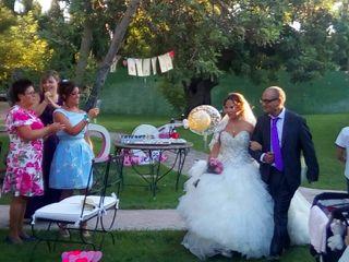 La boda de Olga y David  2