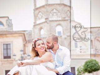 La boda de Cristina y Ismael 1