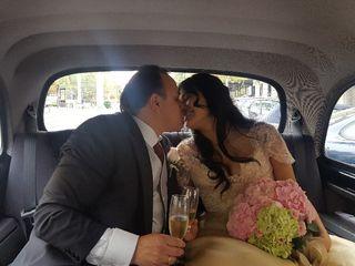 La boda de Juan Carlos y Pilar