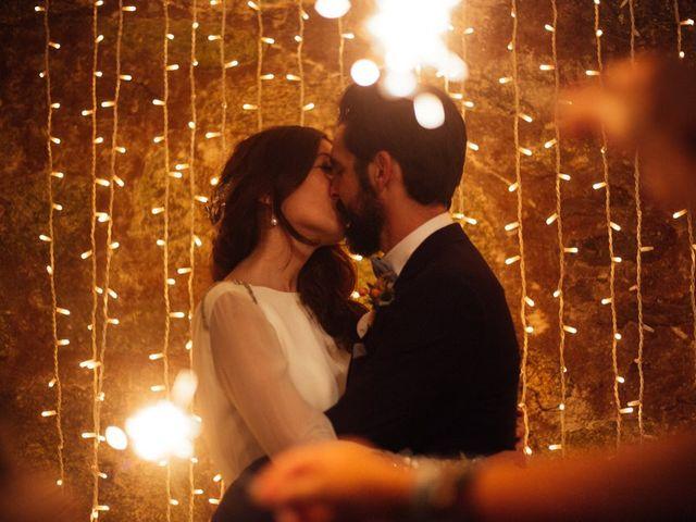 La boda de Uxía y Óscar