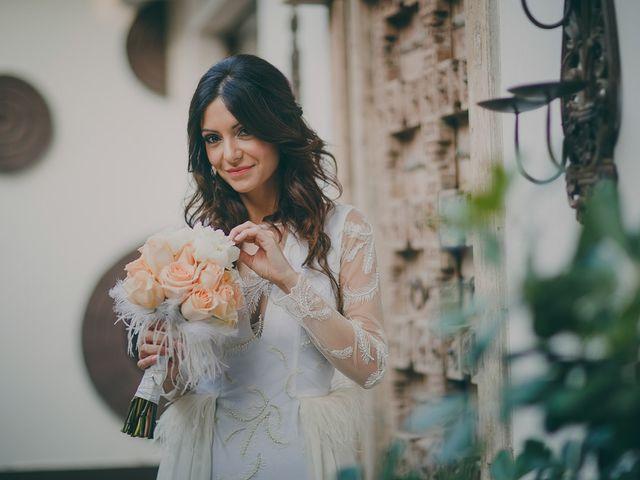La boda de Antonio y Carolina en Elx/elche, Alicante 1