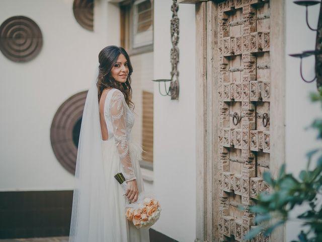 La boda de Antonio y Carolina en Elx/elche, Alicante 31
