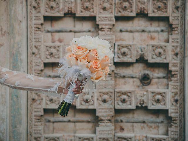 La boda de Antonio y Carolina en Elx/elche, Alicante 34