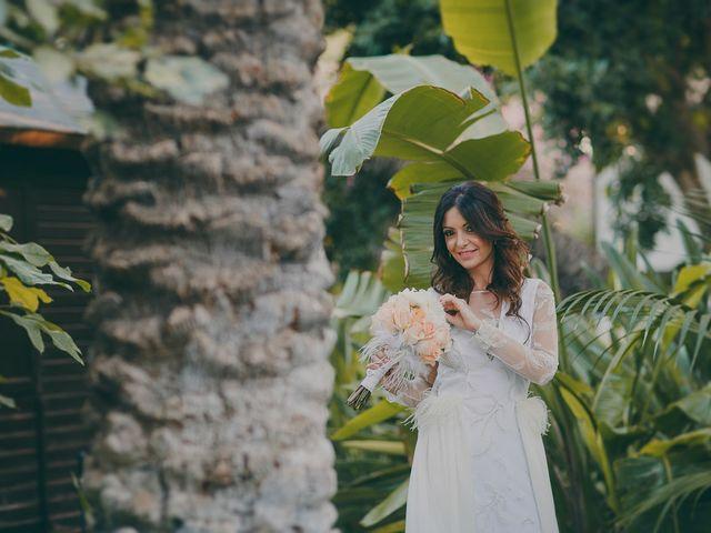 La boda de Antonio y Carolina en Elx/elche, Alicante 40