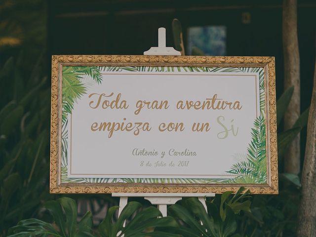 La boda de Antonio y Carolina en Elx/elche, Alicante 43