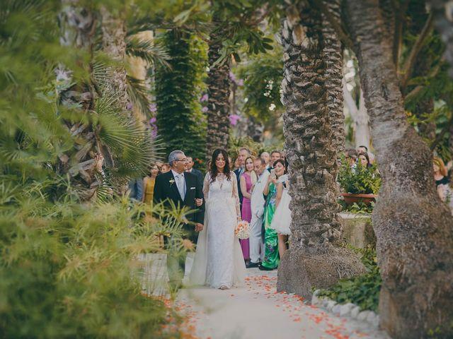 La boda de Antonio y Carolina en Elx/elche, Alicante 52