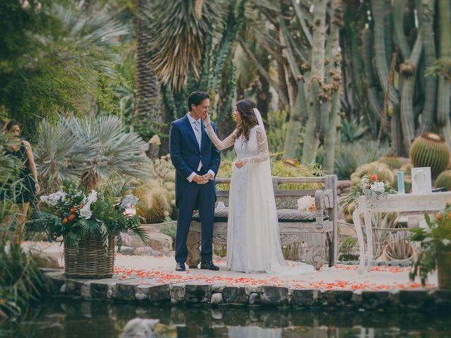 La boda de Antonio y Carolina en Elx/elche, Alicante 53