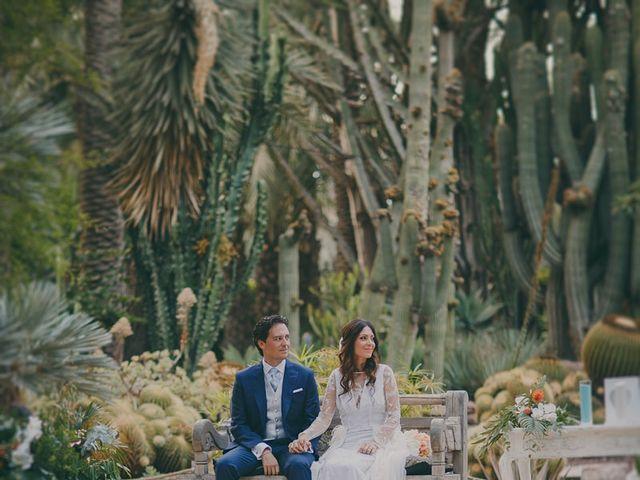 La boda de Antonio y Carolina en Elx/elche, Alicante 54