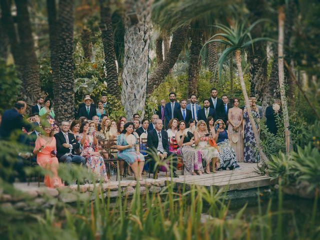 La boda de Antonio y Carolina en Elx/elche, Alicante 56