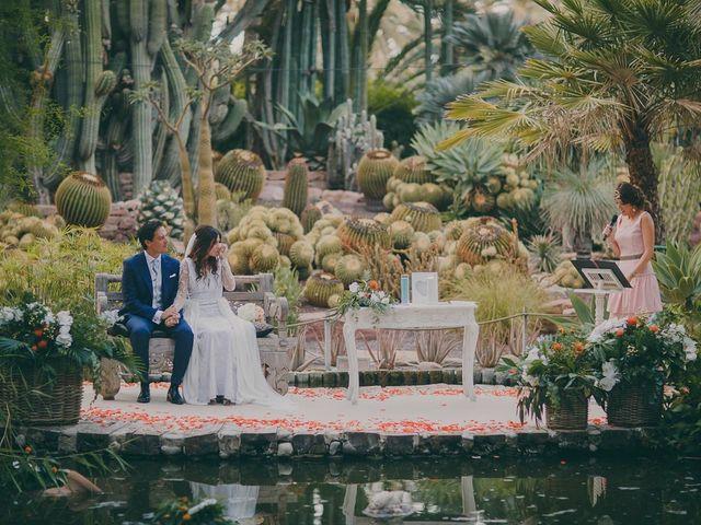La boda de Antonio y Carolina en Elx/elche, Alicante 59