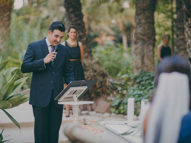 La boda de Antonio y Carolina en Elx/elche, Alicante 62