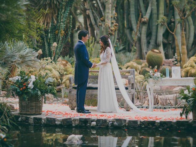 La boda de Antonio y Carolina en Elx/elche, Alicante 64