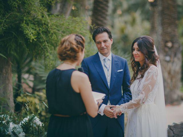 La boda de Antonio y Carolina en Elx/elche, Alicante 65
